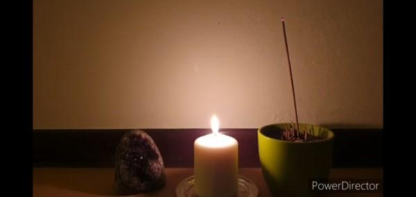 Pratica di meditazione