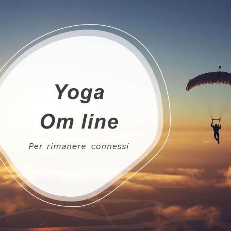 CORSO YOGA ON LINE