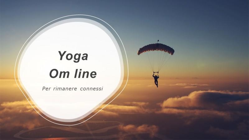 Corso di Yoga On line